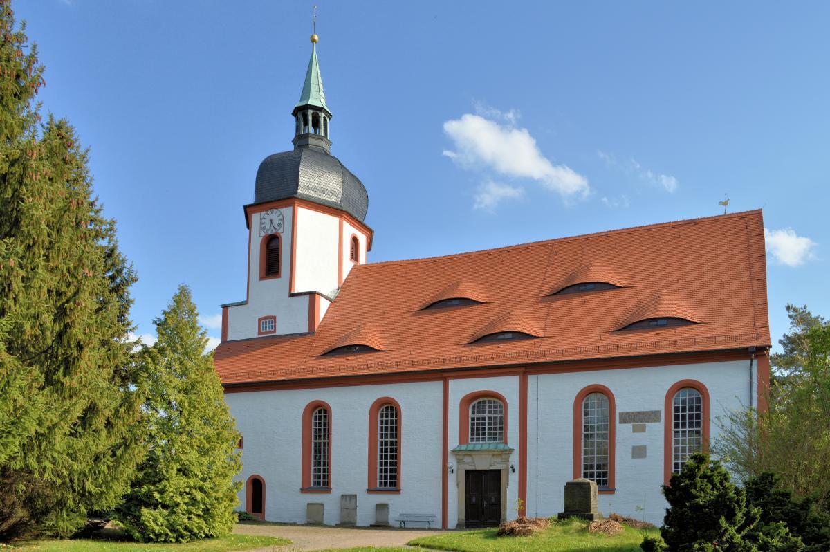 Kirche Falkenhain MBM